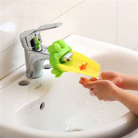 free shipping frog bathroom sink faucet chute