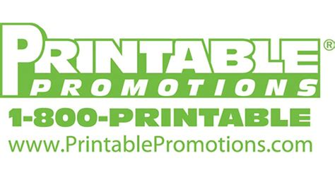 Printable Promotions custom imprinted business gifts and sportswear printable