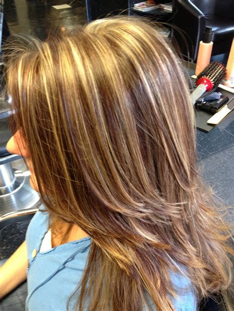 white hair with lowlights glasgow best 25 red low lights ideas on pinterest red blonde