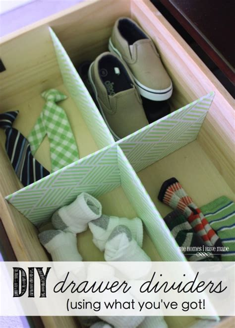 How To Make Drawer Dividers At Home by Diy Drawer Dividers Ideas Diy Projects Craft Ideas How