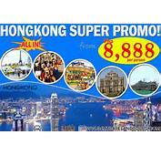 HONGKONG PACKAGE WITH AIRFARE VIA CLARK  Official Website Of GJM