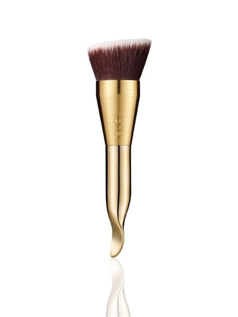Spatula Brush by Foundation Brush Spatula Tarte Cosmetics
