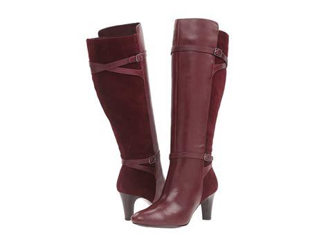 high heel boots for big calves ralph sabeen wide calf high heels extended