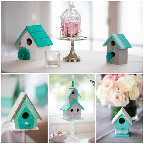 bird decor for home wedding wednesday shabby chic bird house decor the