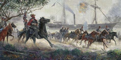 stuart s cavalry in the gettysburg caign classic reprint books the strangest race mort kunstler framed canvas s