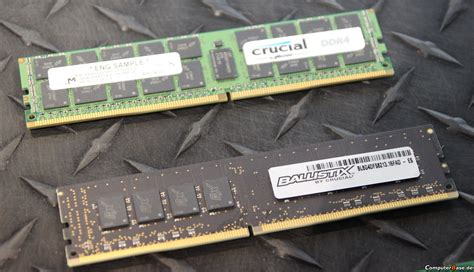 Memory Ddr4 crucial to launch new ddr4 memory modules the ballistix brand 3000 mhz frequency