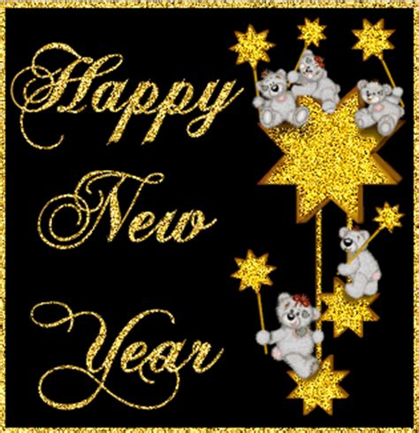 Happy New Year 2017 New 9 animated new year celebration wallpapers 2017