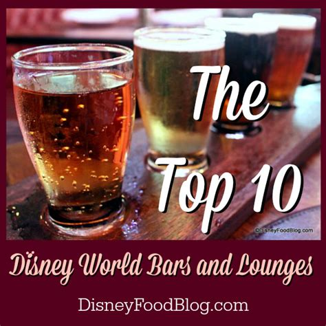 top ten bars in the world tambu lounge the disney food blog