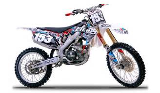 Honda 250 Dirt Bike 2010 2013 Honda Crf 250 Dirt Bike Graphics Kit Motocross