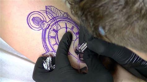 texas tech tattoo time lapse time lapse doovi