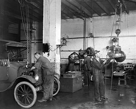 Ford Garage Repairs by Ford Garage Vintage Workshops Ford