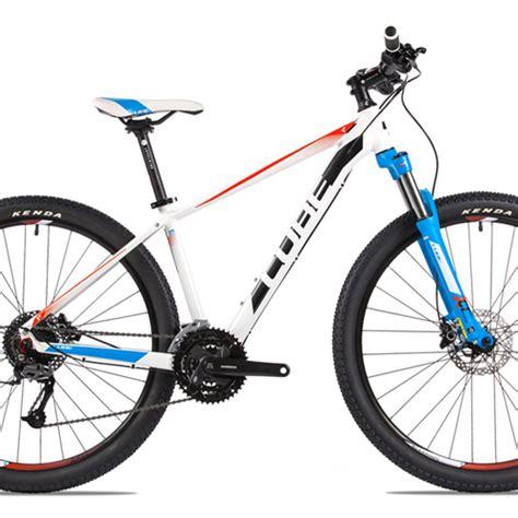 Fork Mtb Xcm 27 5 White 27 5 mtb cube aim usj cycles malaysia bike shop