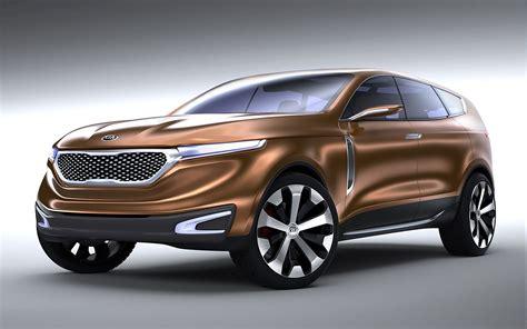 Who Makes The Kia Automobile The Kia Cross Gt Concept The Cuv Of The Future