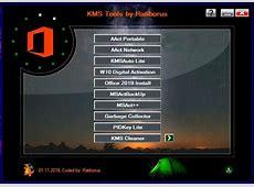 KMS Tools Portable Ratiborus v01.11. Utilidad para activar ... Kms Activator