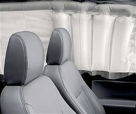 side curtain airbags new generation of quot advanced quot airbags better or worse