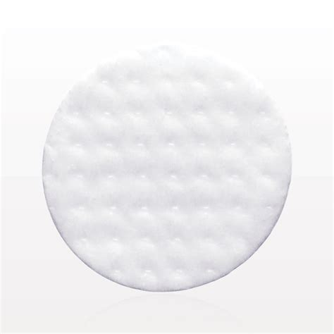 round round rounding round round and patchwork qosmedix round cotton pad