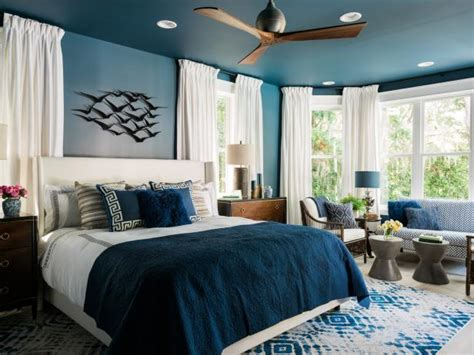pinterest blue bedrooms blue bedroom design ideas decor hgtv