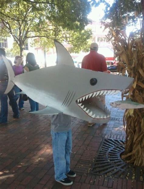card board shark template the cardboard box costume infinite possibilities the