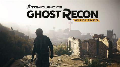 Kaset Ps4 Tom Clancy S Ghost Recon Wildlands tom clancys ghost recon wildlands ps4 giochi torrents