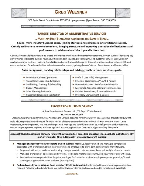 Free Sle Of Career Change Resume Resume Sle Career Change