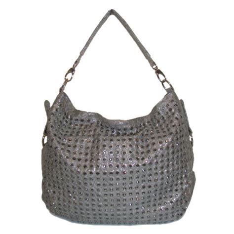 Designer Purse Deal Temperley Studded Bag by Cheap Blue Elegance Studded Quilted Handbag Black