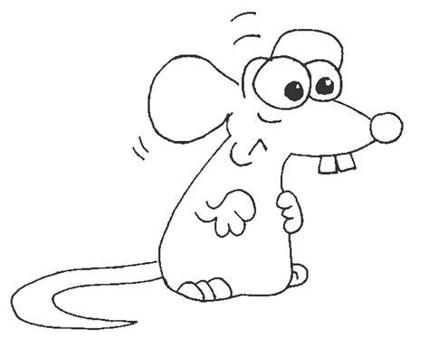 dibujos infantiles para colorear de ratones dibujos para colorear raton