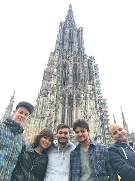 Mba From Germany Value by Ashween And Sagar Mba Students Pursuing Semester Exchange