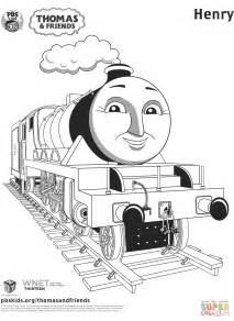 henry thomas amp friends coloring free printable coloring pages