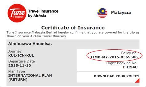 airasia insurance airasia travel insurance policy lifehacked1st com