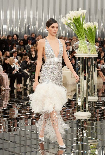 chanel haute couture  spring summer runway fashion