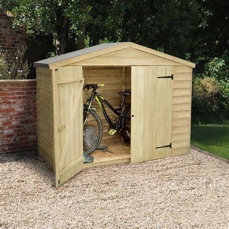 Buy Bike Shed by Top 5 Garden Buildings Green Fingers