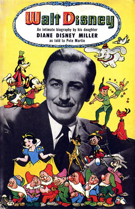 biography book on walt disney decidedly disney signed walt