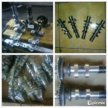 Noken As Vip Satria Fu drag bike motor