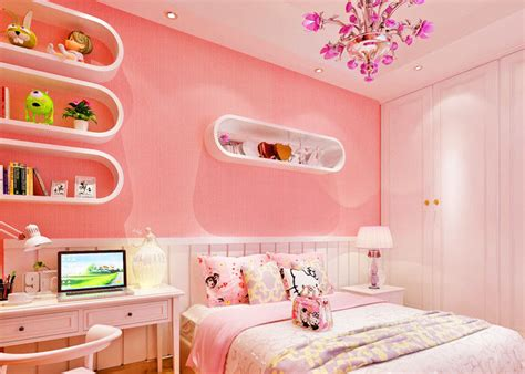 wallpaper for kids bedroom romantic pink kids bedroom wallpaper gilrs wallpapers