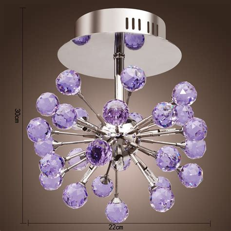 purple ceiling light fixture size room decors and design