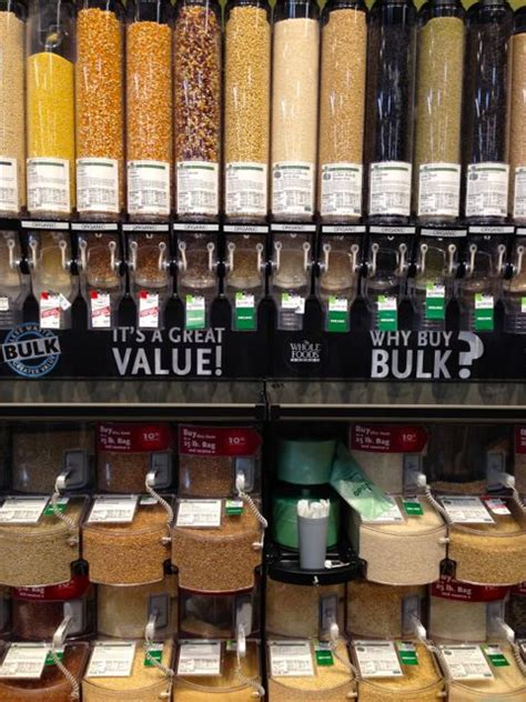 whole foods bulk section eating made easy food solutions for your busy life