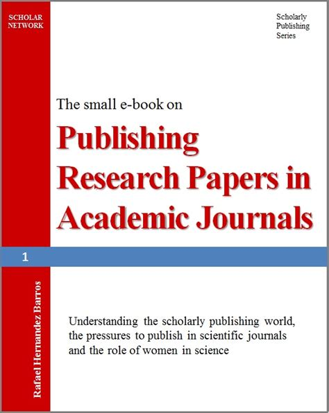 how to publish research paper in international journal free get your free ebook publishing research papers in