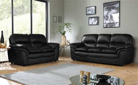 cheap black couches black leather sofas for cheap sofa menzilperde net