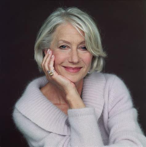 older beauty on pinterest older women helen mirren and aging helen mirren timeless beauty pinterest