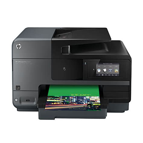 Printer Hp Plus Scanner hp officejet pro 8620 wireless e all in one printer scanner copier fax by office depot officemax