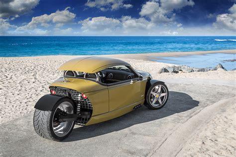 Three Wheel Car Usa by Vanderhall Home 1 Vanderhall Motor Works