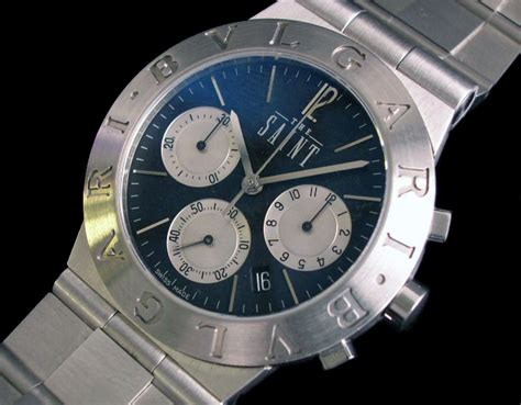 The Saint's Bulgari Watch on eBay   The Saint News