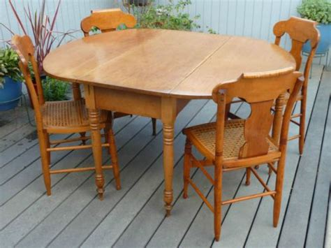 ebay dining room chairs antique maple coffee table 35 best maple table and chairs images on pinterest