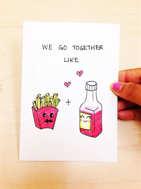 Cute B Day Cards For Friends | cute valentines day card ideas for friends www imgkid