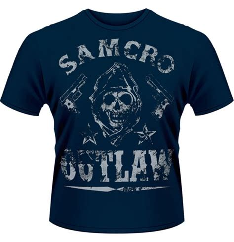 T Shirt Sons Of Anarchy 2 official sons of anarchy t shirt outlaw buy on