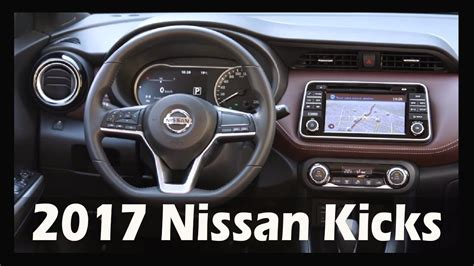 nissan kicks interior 2017 2017 nissan kicks interior and exterior best nissan cars
