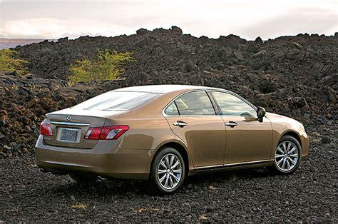 2007 lexus es 350 reviews 2007 lexus es350 car review road test automobile