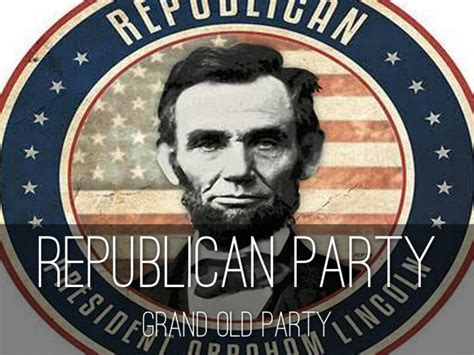 abe lincoln republican list of declared united states republican presidents 2016