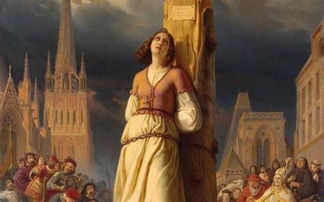 joan of arc a burning retelling author kathryn harrison brings joan