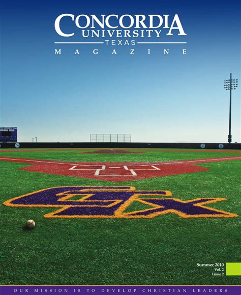 Concordia Mba Review by Ctx Magazine 2010 1 By Concordia Issuu